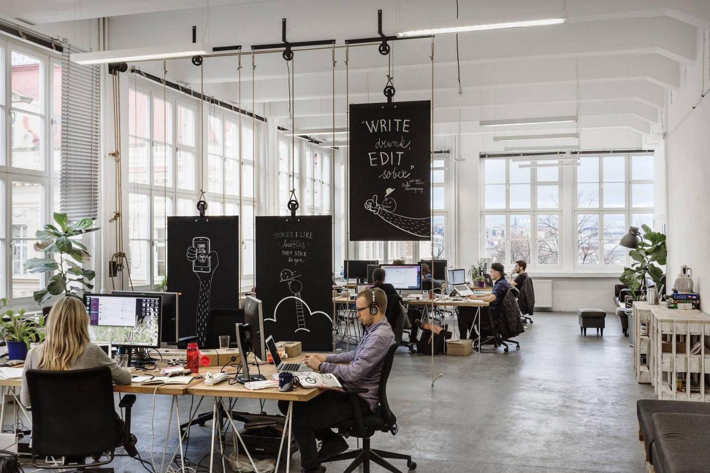 Interiorismo Oficinas Barcelona | designbcn.es